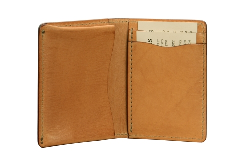 Hand-grained,-hand-colored-espresso-5-Pocket-Card-Holders-inside1