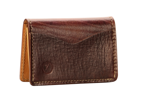 Hand-grained,-hand-colored-sienna-5-Pocket-Card-Holders-back