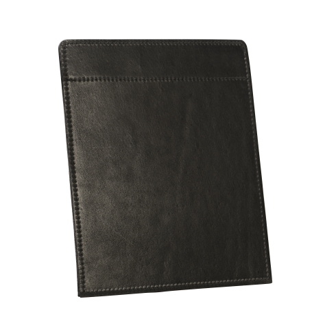 Hand-burnished-black-all-Leather-Padded-Panel-with-shirt-pocket-organizer.1
