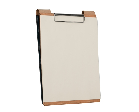 Leather-surface-Writing-Clipboard-with-hand-colored-espresso-fiber-paper