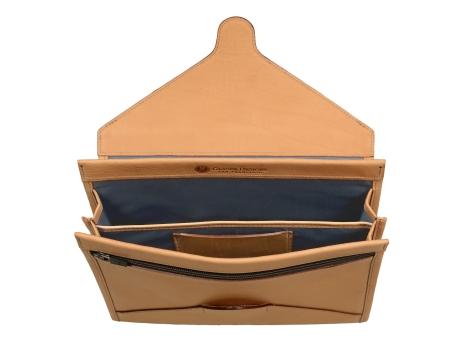 Natural-leather-iPad-Portfolio;-10.5-x-10-4