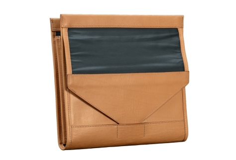 Natural-leather-iPad-Portfolio;-10.5-x-10-5